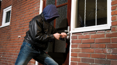 Theft in Texas, By the Numbers